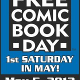 Free Comic Book Day May 5th 2012