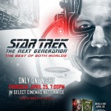 Free Tickets to Star Trek: The Next Generation – The Best of Both Worlds