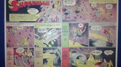 Win 1940′s Superman Comic Strip by Jerry Siegel & Joe Shuster
