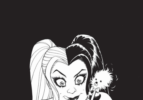 harley-quinn-little-black-book-variant-cover