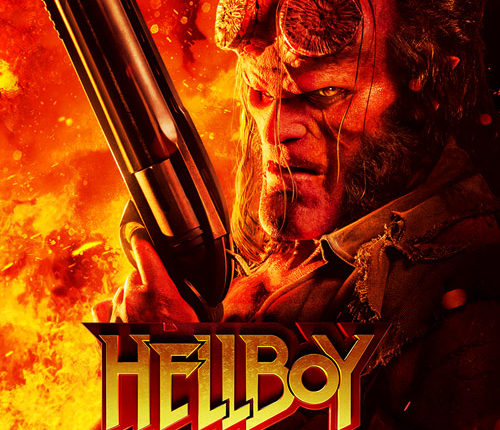 HELLBOY! Get a Blu-Ray/DVD combo pack on us! - Time Warp Comics